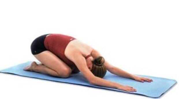 Расслабление спины