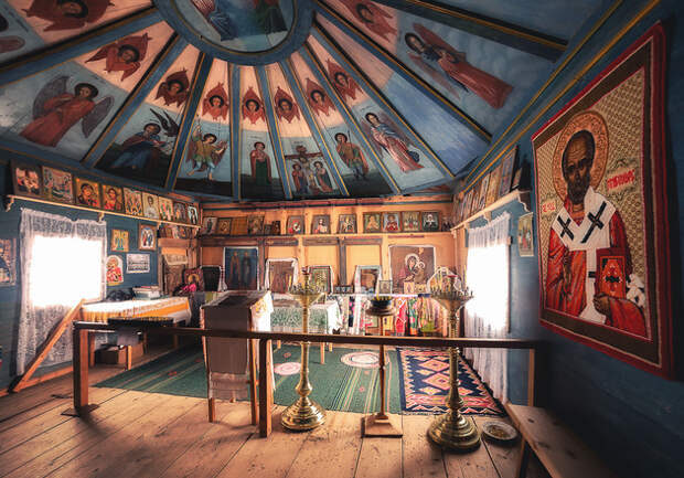 Кенозерье - место, где сохранился традиционный русский жизненный уклад и культура
