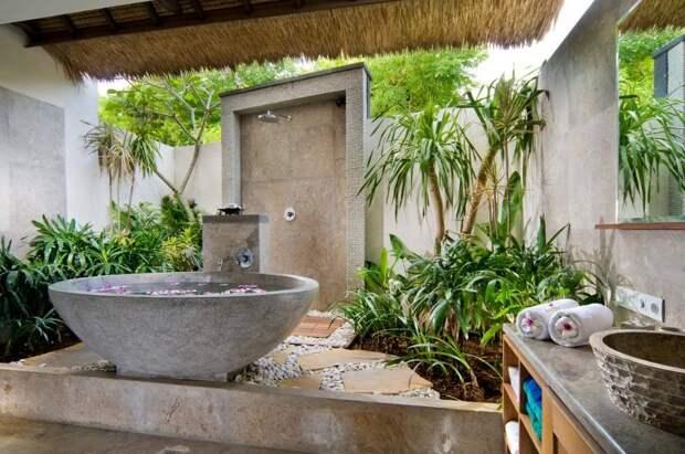12 уникальных ванных комнат, которые могут только сниться