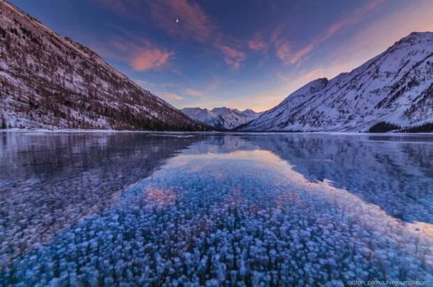 Мультинские озера земля, красота, природа, россия