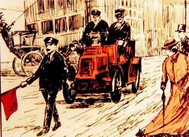 Узнайте историю появления на автомобиле клаксона.