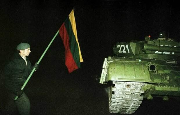 Литва в начале 1990-ых
