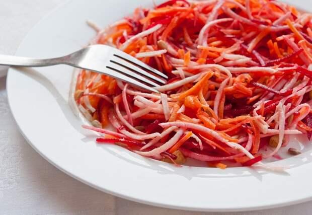 Как приготовить полезный для здоровья салат