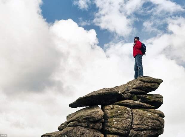 Дартмурский национальный парк, Англия европа, красоты, национальные парки, природа