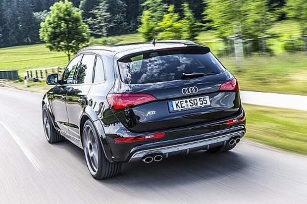 Дизельная сила: «локомотив» Audi SQ5 TDI от ABT Sportsline (ФОТО)