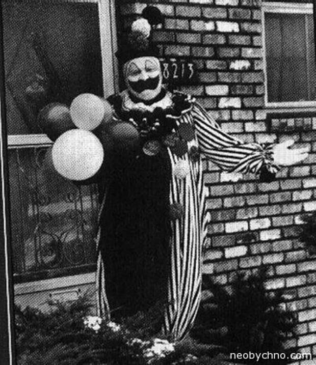Джон Вейн Гейси по прозвищу Убийца клоун