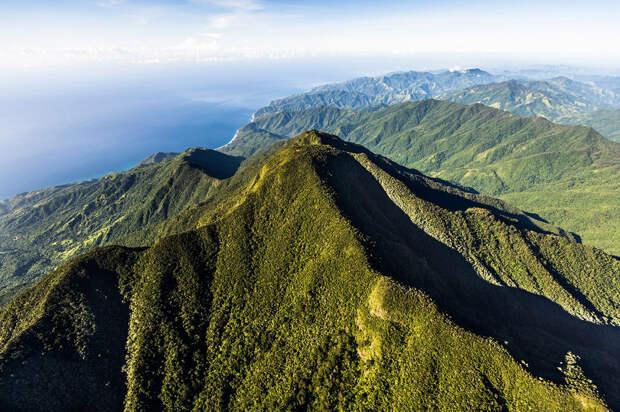 Пик Туркино — самая высокая точка Кубы
