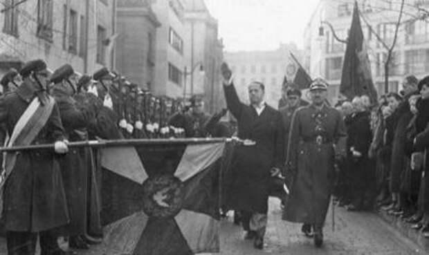 Мечты о прошлом: Третий рейх и Польша против СССР