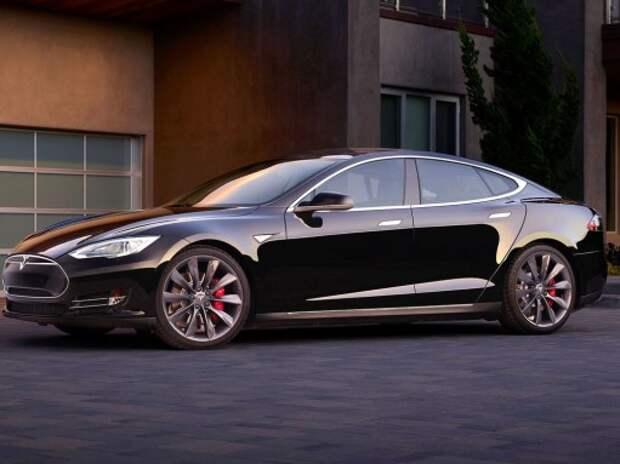 Продажи электромобилей Tesla в России в 2014 году выросли в 10 раз