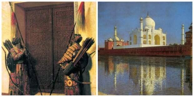 Русская живопись для чайников картина, рисунки, живопись
