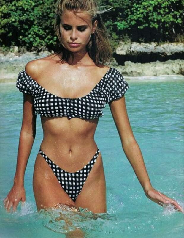 Красота невероятная: 20 фотографий очаровательных модниц из 1980-х