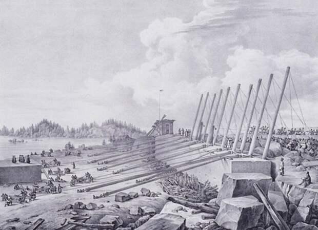 история, александровская колонна, петербург