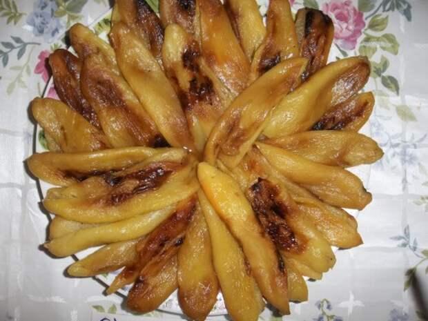 РАЗРЕШЕНО ХУДЕЮЩИМ. Печеный перец с помидорами и луком