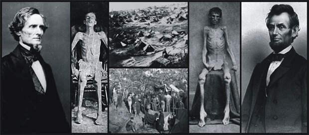 США – родина лагерей смерти