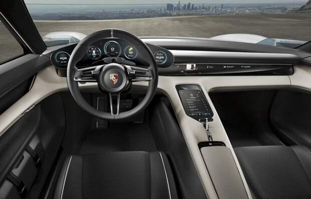 Porsche представила первый суперкар на альтернативном топливе