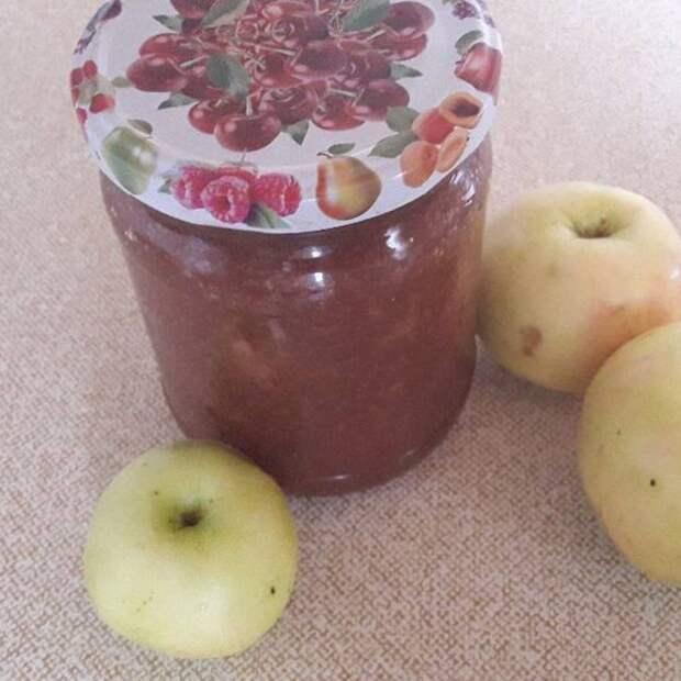 Три рецепта варенья – пюре из яблок