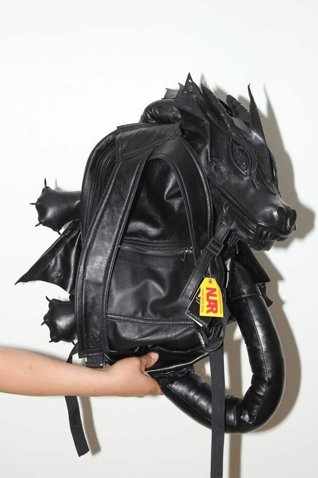 NUAR членистоногие сумки и рюкзаки (трафик)