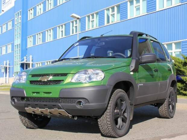 GM-AVTOVAZ запустил программу утилизации