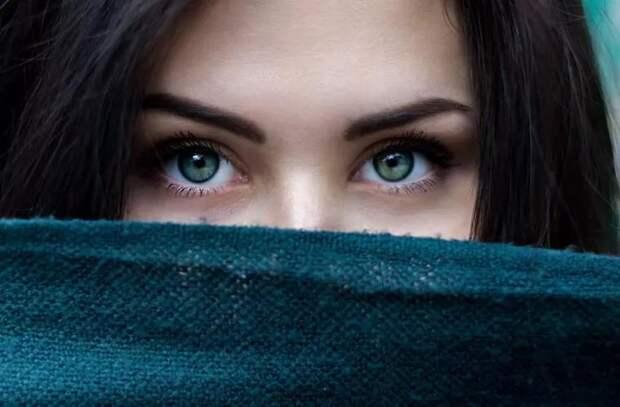 Топ-5 самых редких цветов глаз