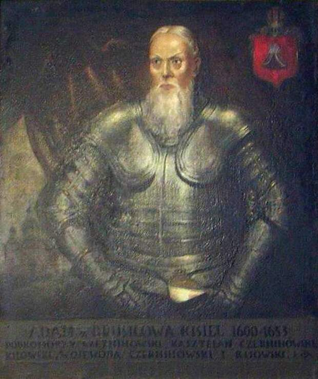Уничтожение польской армии под Пилявцами