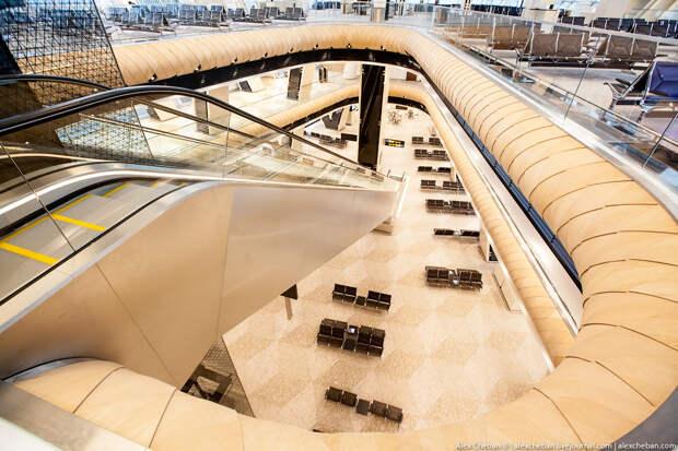 Самый красивый аэропорт в мире. Баку. Азебайрджан