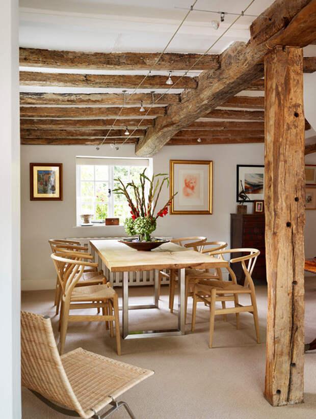 3. Design rural dining