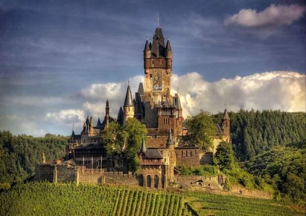Кохемская крепость, Германия.