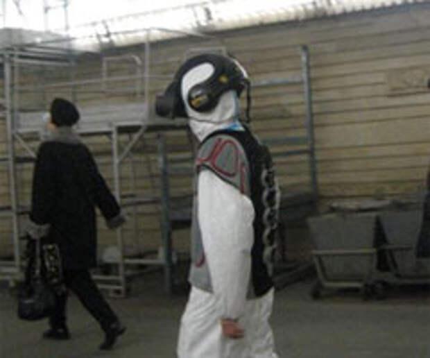 На питерских улицах обнаружены робокопы