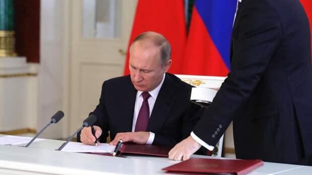 Путин наградил орденом Пирогова руководство столичного Роспотребнадзора