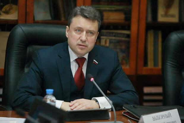 Анатолий Выборный прокомментировал федеральную пятерку списка «Единой России» на выборы в Госдуму
