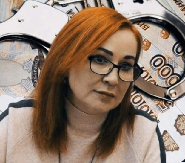 Омская чиновница арестована за взятки от строителей наличными, шинами, арендой жилья и учебой гражданского мужа