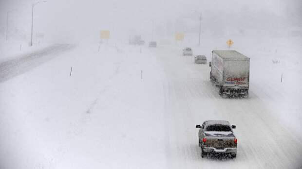 11 советов зимнего вождения от дальнобойщика