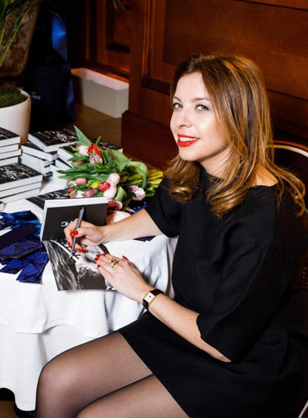 Рената Литвинова, Федор Бондарчук и другие гости ужина в Bosco Cafe