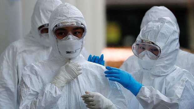 В Китае от вируса обезьяны B скончался вскрывший двух приматов ветеринар