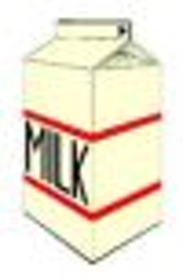 Информационное молоко