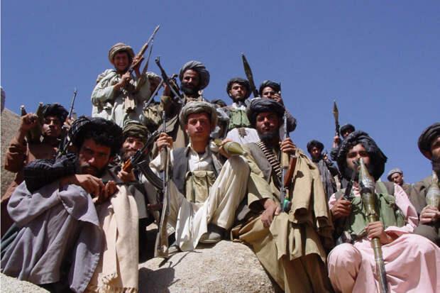 Ключевые посты в правительстве Афганистана заняли лидеры боевиков