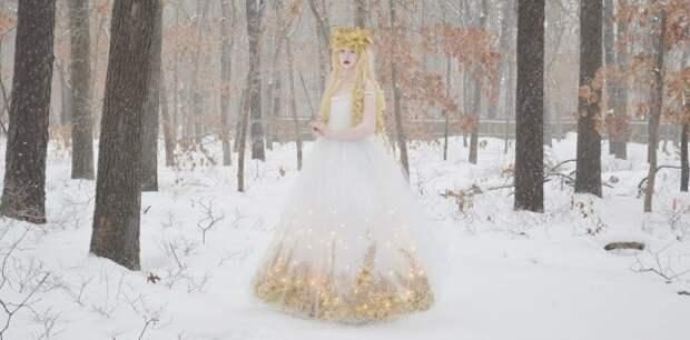 Платье принцессы Авроры (Diy)