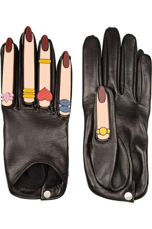Идеальные перчатки