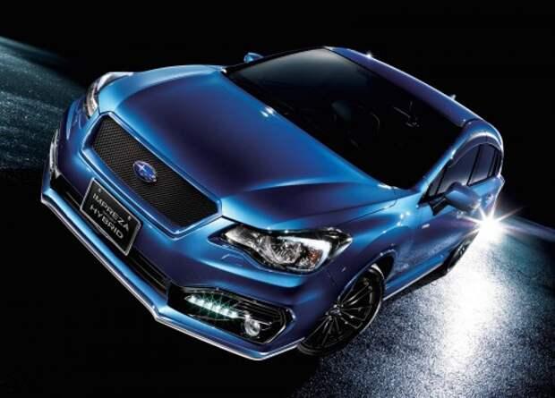 Subaru Impreza Hybrid