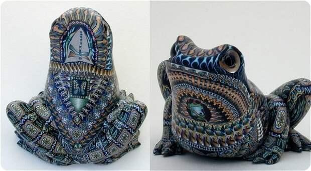 Джон Стюарт Андерсон и его скульптуры