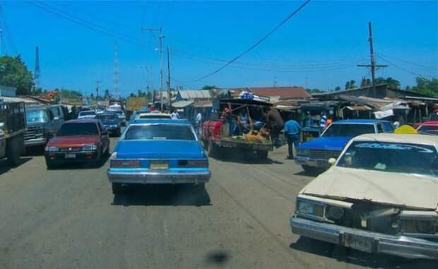 7. Венесуэльцы автопутешествие, водители