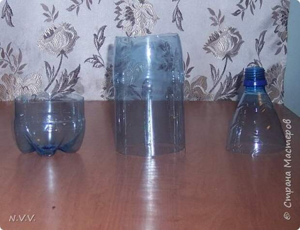 Мастер-класс Материалы и инструменты Моделирование конструирование горшочек под рассаду Бутылки пластиковые фото 2