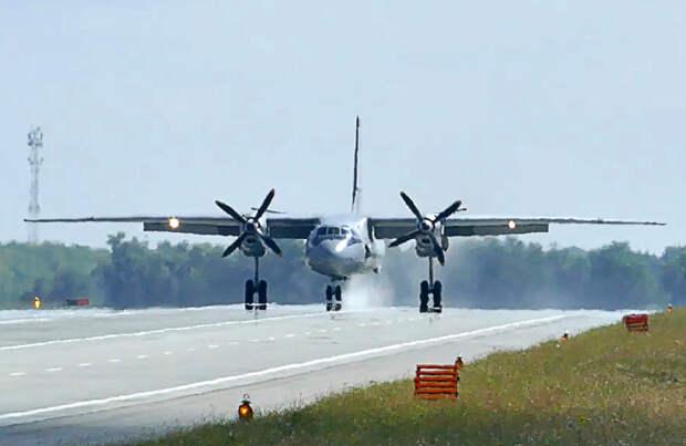 Под Хабаровском разбился Ан-26. И это уже второе ЧП с этой моделью за последние три месяца