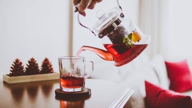 Назван самый полезный травяной чай для организма