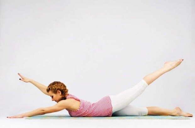7 полезных упражнений, которые способны творить чудеса с женским организмом.