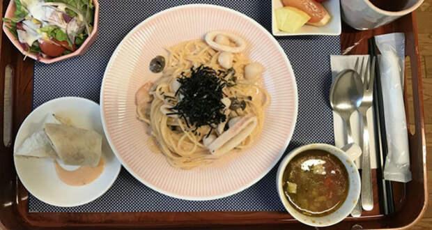 Ложился в больницу, а попал в ресторан: как кормят больных в японских клиниках