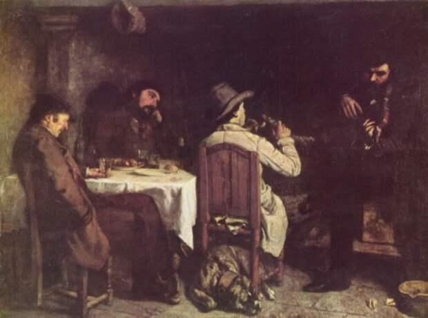 Шокирующий реализм Гюстава Курбе: почему Наполеон ІІІ ударил хлыстом скандальных «Купальщиц»