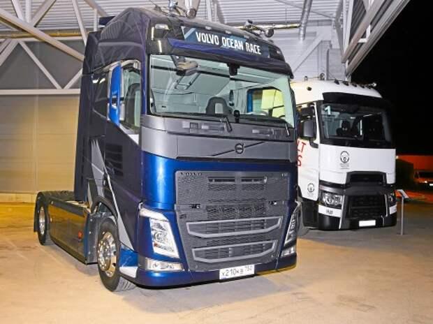 Сборная Швеции: как производят кабины для грузовиков Volvo и Renault в Калуге