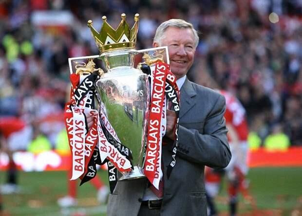 071 Алекс Фергюсон: Самый титулованный тренер Манчестер Юнайтед