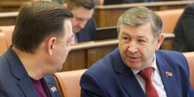 Красноярские коммунисты избавляются от своего Медведева